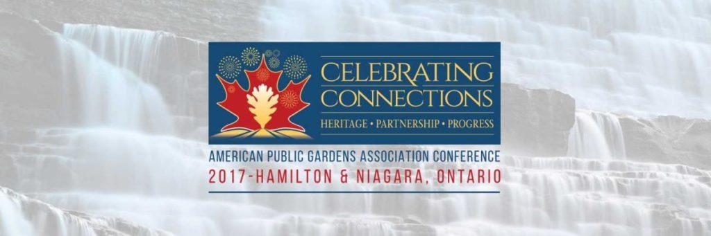 Public gardens association meeting in hamilton for American garden association