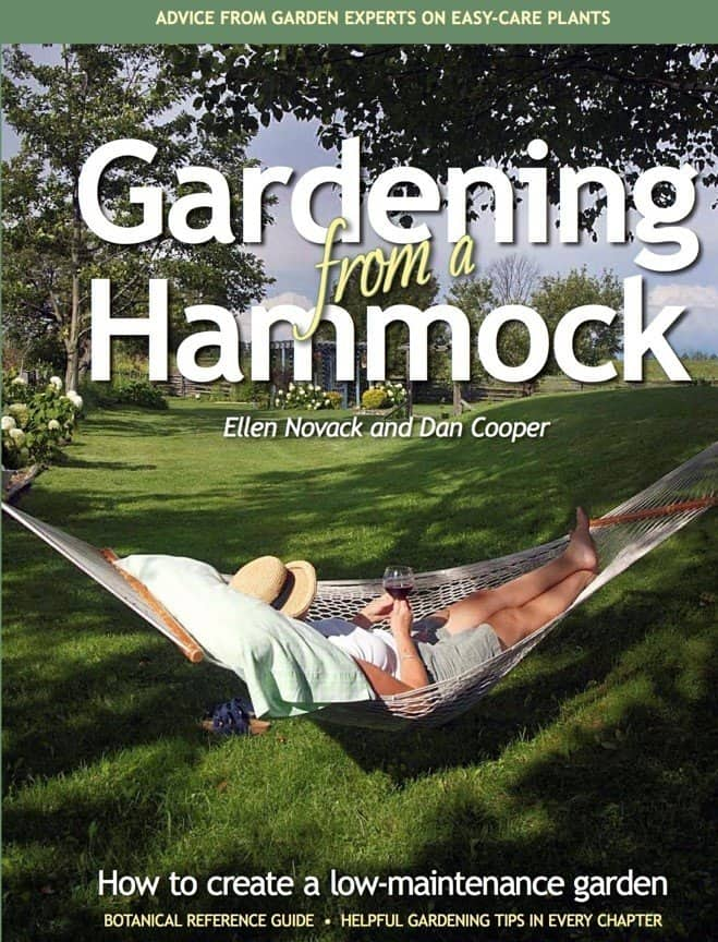 Gardening from a Hammock