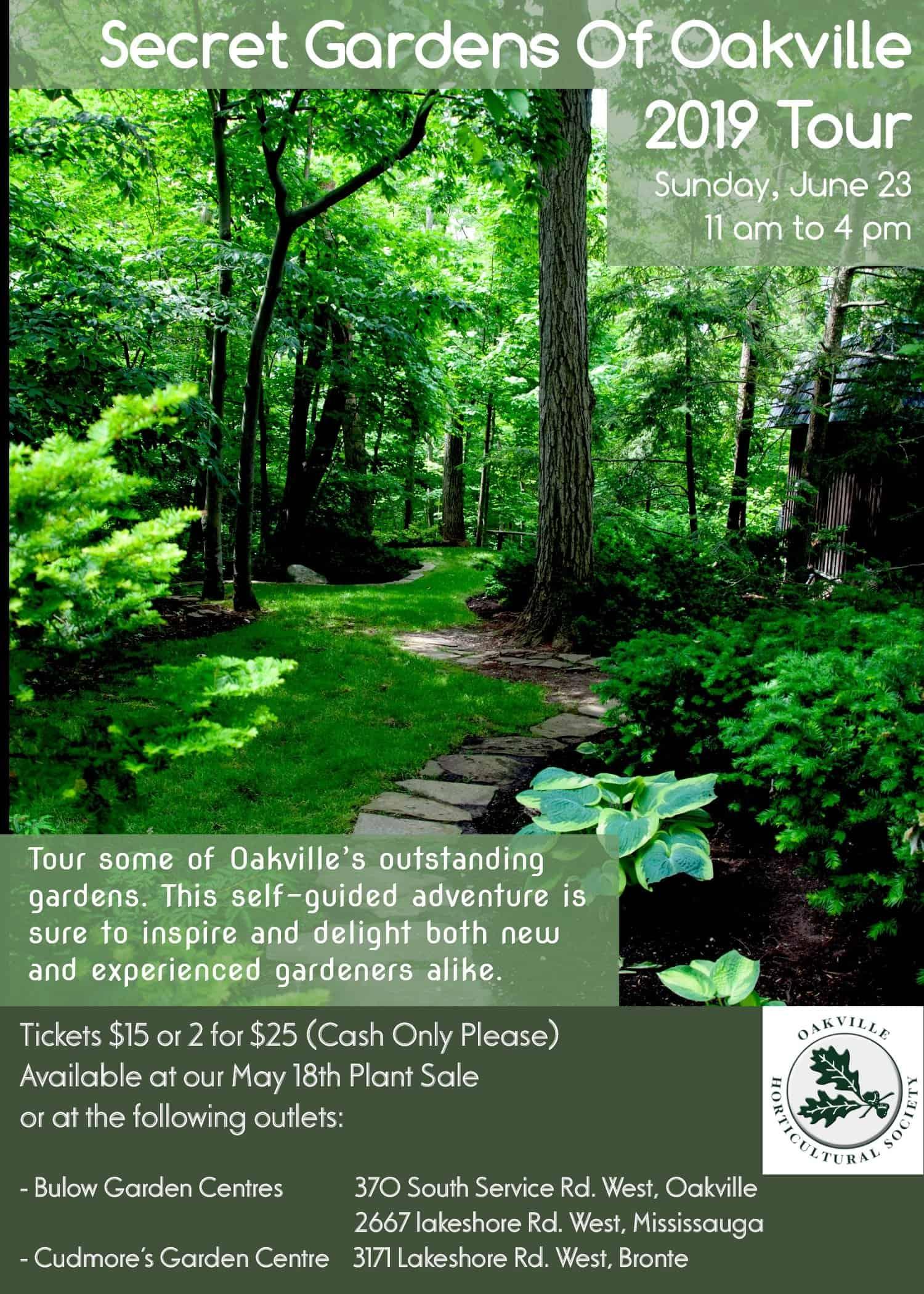 Secret Gardens of Oakville