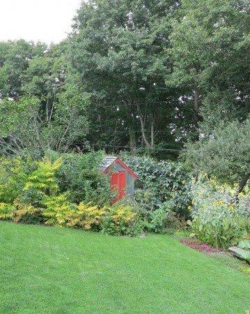 Margaret Roach's garden in Copake Falls, N.Y.