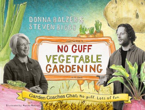 Vegetable gardening with Steven Biggs