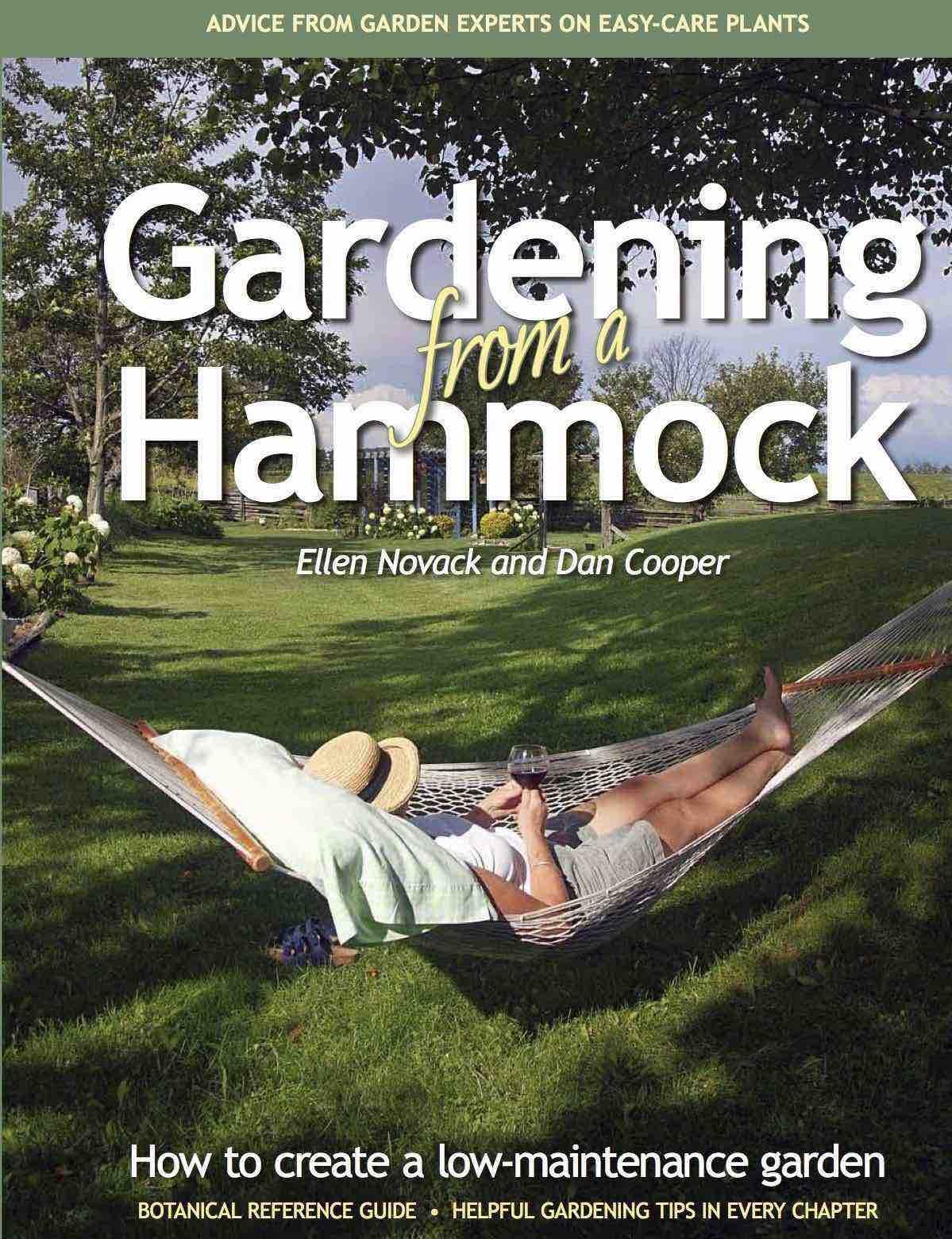 Ottawa Garden Club: Gardening from a Hammock