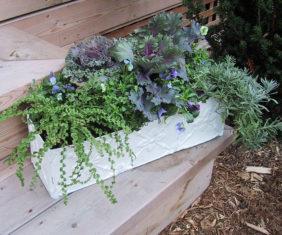 Fall planter (Garden Making photo)