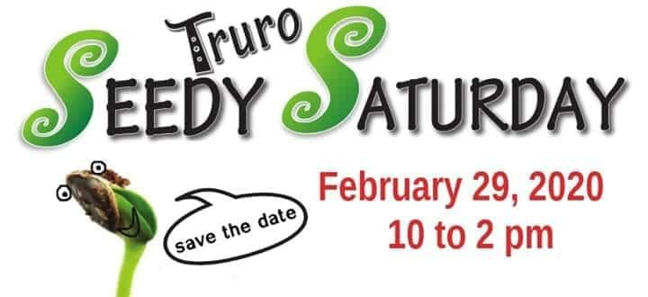 Truro Seedy Saturday